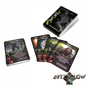 Karty Misji - Afterglow Miniatures Game