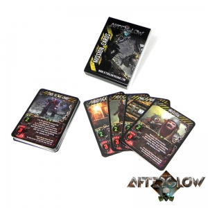 Mission Cards - Afterglow Miniatures Game