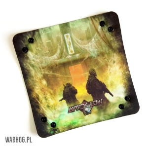 Dice tray - Afterglow